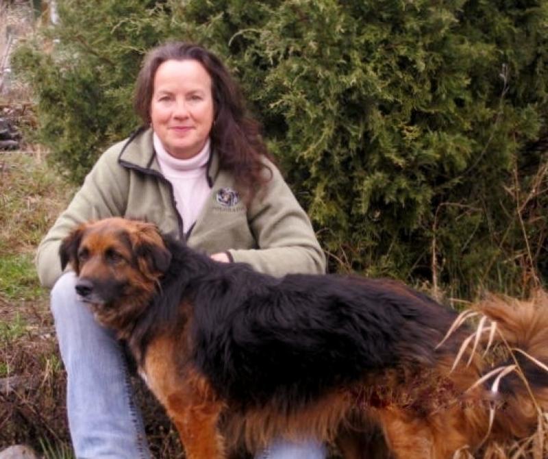 Patricia With Tahnee